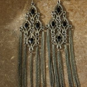 Amazing ladies dangle  fashion earrings